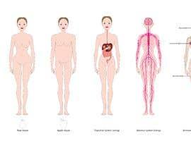 #20 cho Create 6 Body Images bởi Akhtaruzzaman9