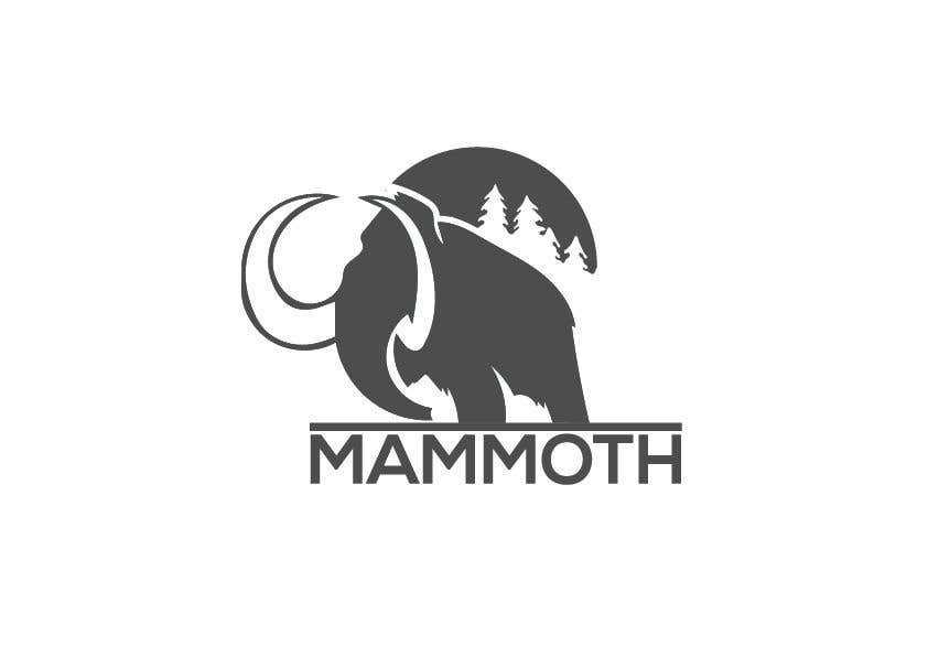 Contest Entry #                                        311                                      for                                         Mammoth Company Logo