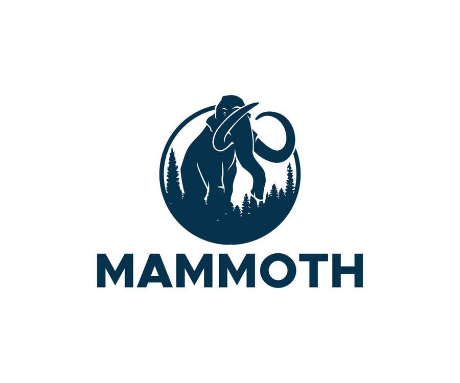 Contest Entry #                                        369                                      for                                         Mammoth Company Logo
