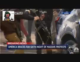 #14 for Create a youtube VIDEO  --------  100 Antifa getting their ass handed to them in 2 minutes by IftekharSadat