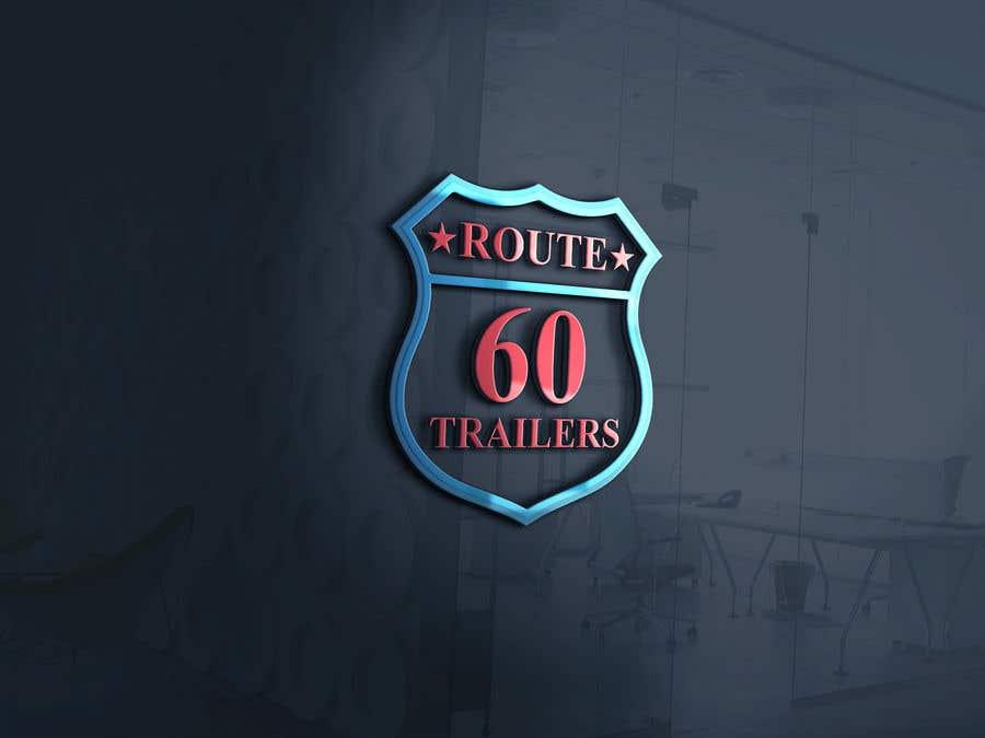 Penyertaan Peraduan #                                        80                                      untuk                                         Winning Logo for Trailer Sales Business