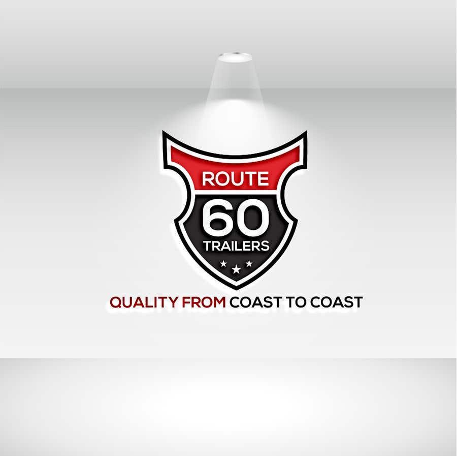 Penyertaan Peraduan #                                        304                                      untuk                                         Winning Logo for Trailer Sales Business