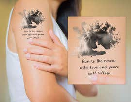 #14 for Tattoo Design from picture + text by abdelali2013