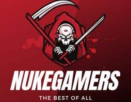 "#4 untuk I need an graphic design for an GamingClan image, the Clan Name is Called: ""NukeGamers oleh ricardozien"