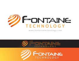 nº 35 pour Logo Design for Fontaine Technology par inspirativ