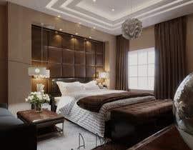 #41 for Hotel Room 3D Rendering by Amrabdelkarim