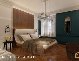 #52 for Hotel Room 3D Rendering by AC3Designe