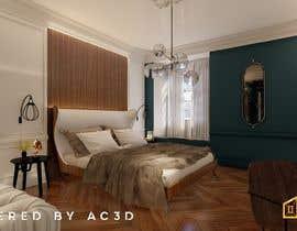 AC3Designe tarafından Hotel Room 3D Rendering için no 52