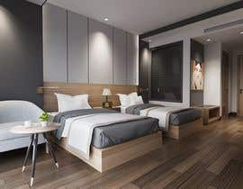 #36 for Hotel Room 3D Rendering by arcmalik07
