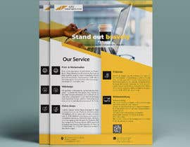 #72 for Business Flyer DIN A4 by ashikul353
