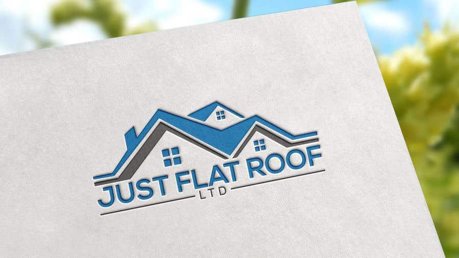 Konkurrenceindlæg #                                        150                                      for                                         Logo for roofing company