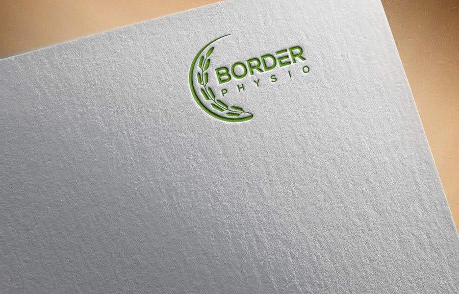 "Kilpailutyö #                                        484                                      kilpailussa                                         Design a logo for ""Border Physio"""