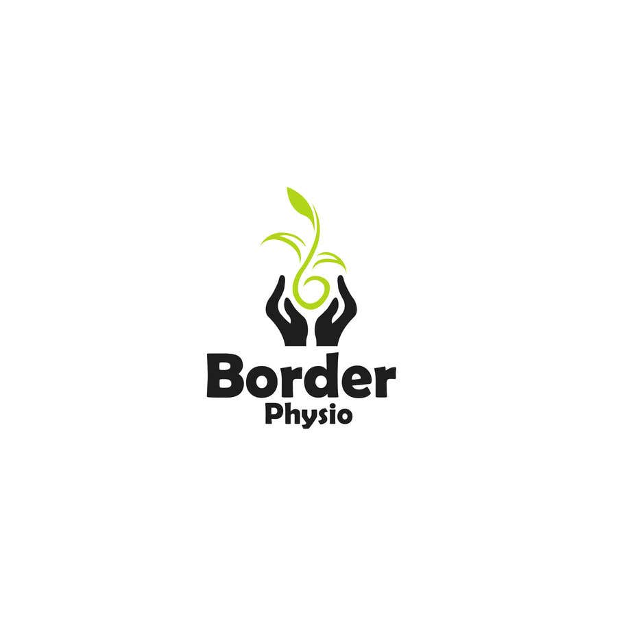 "Kilpailutyö #                                        90                                      kilpailussa                                         Design a logo for ""Border Physio"""