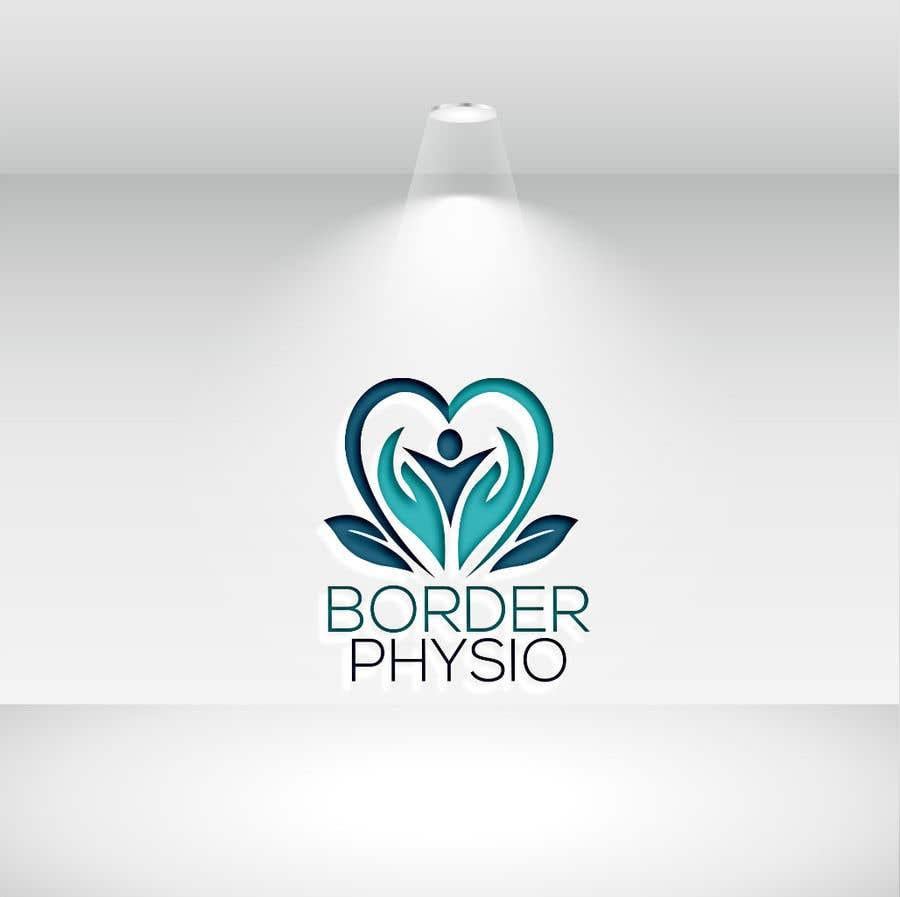 "Kilpailutyö #                                        106                                      kilpailussa                                         Design a logo for ""Border Physio"""