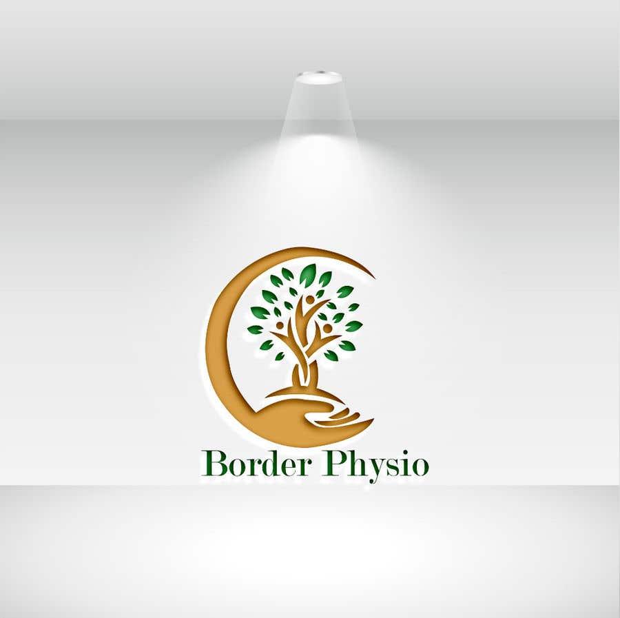 "Kilpailutyö #                                        135                                      kilpailussa                                         Design a logo for ""Border Physio"""