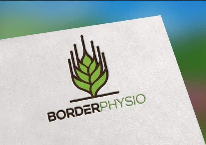 """Inscrição nº                                         475                                      do Concurso para                                         Design a logo for """"Border Physio"""""""