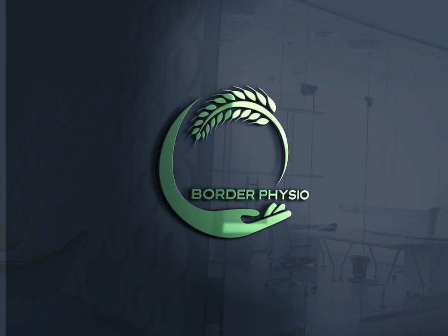 """Inscrição nº                                         550                                      do Concurso para                                         Design a logo for """"Border Physio"""""""