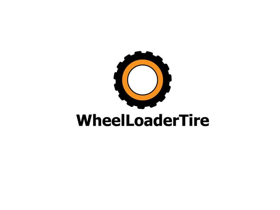 Kilpailutyö #6 kilpailussa Design a Logo for Wheel Loader Tire Website/Business