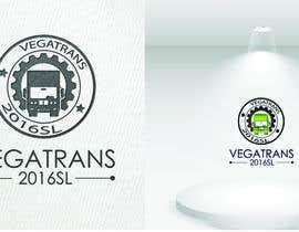 #135 cho Logo for transport company - VEGATRANS 2016SL bởi farhanamisty