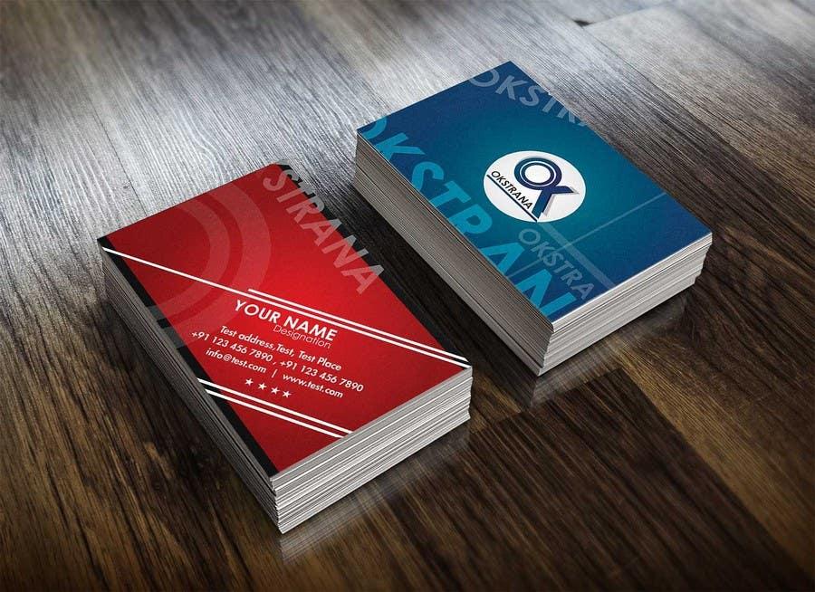 Participación en el concurso Nro.16 para Desing for logo and small corporate identity