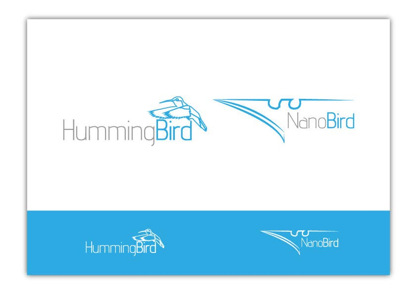 Konkurrenceindlæg #                                        7                                      for                                         Two Minimalistic Outline Logos