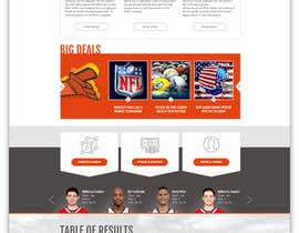 "#52 for Design a Website Mockup - Homepage & ""Sliders"" - No HTML Code Needed, Just PSD's by olivermomm"