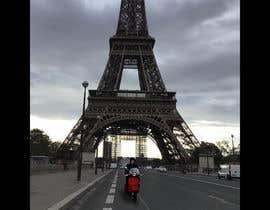 #10 for Put me with my vespa in front of the eiffel tower by MerBurgos