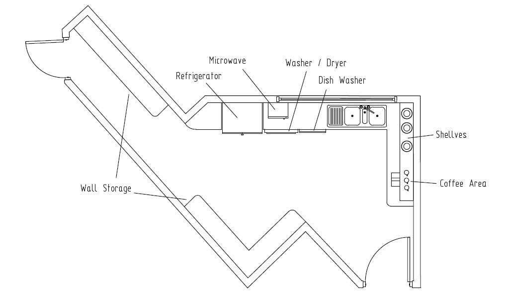 Penyertaan Peraduan #                                        24                                      untuk                                         High End Scullery/Pantry Design