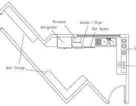#24 untuk High End Scullery/Pantry Design oleh DohaElamin