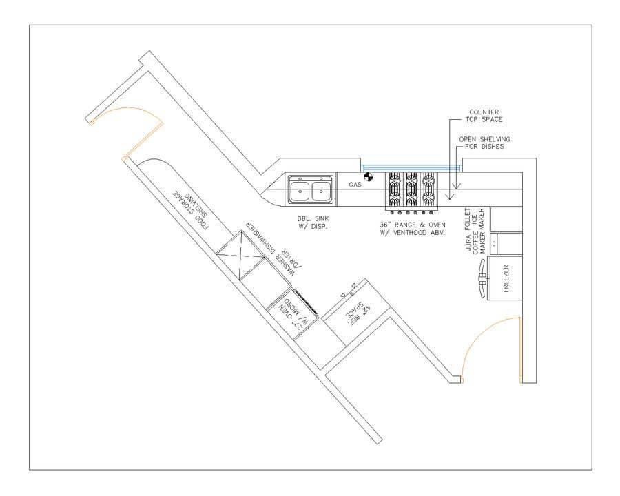 Penyertaan Peraduan #                                        20                                      untuk                                         High End Scullery/Pantry Design