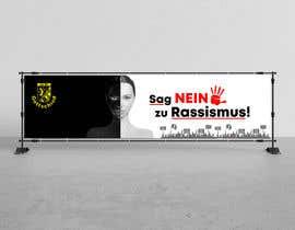 "manasgrafix tarafından Create a big Poster ""ANTI RACIST"" için no 65"