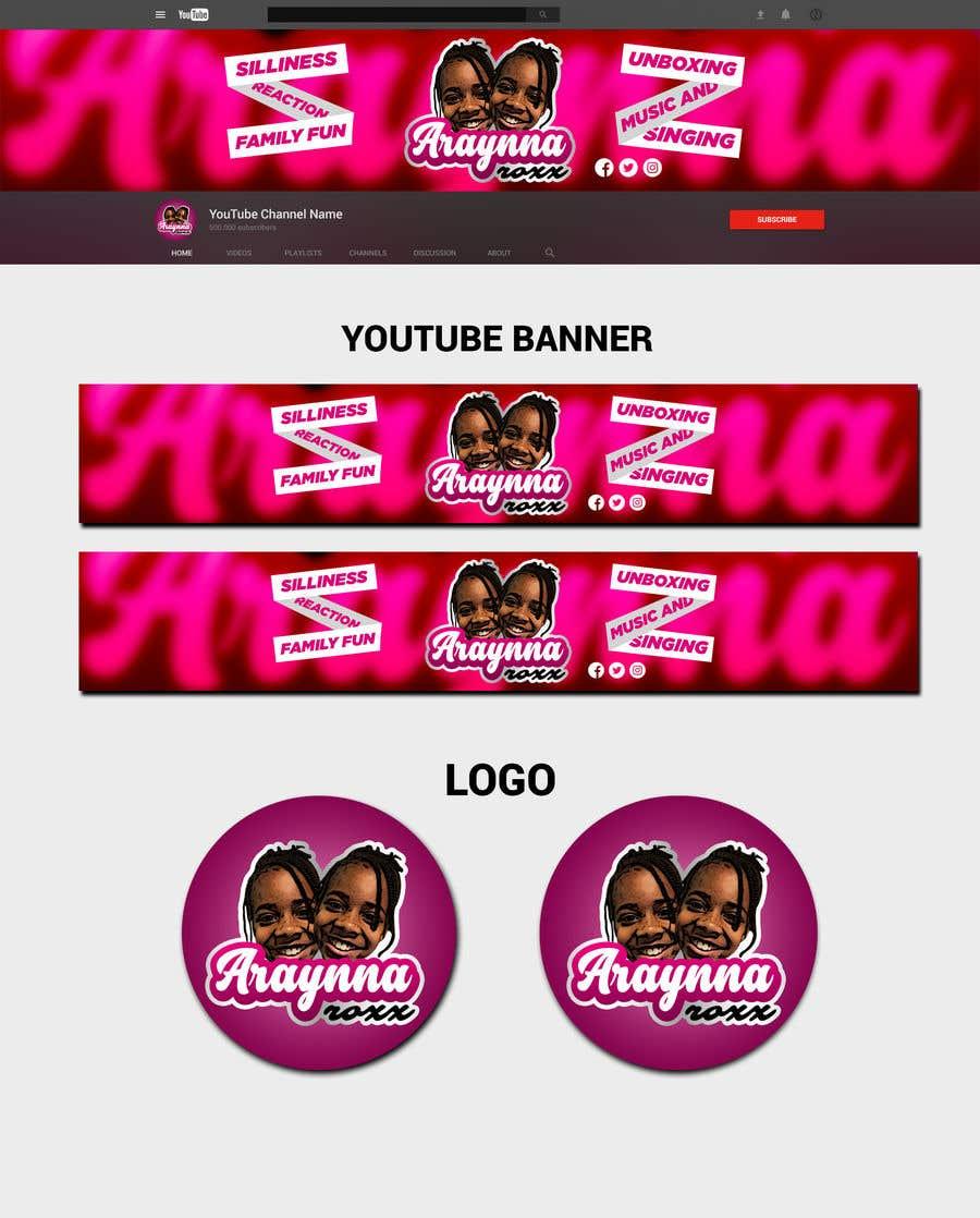 Konkurrenceindlæg #                                        23                                      for                                         YouTube Logo For new child youtuber
