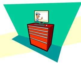 #21 for cartoon tool box  - 25/10/2020 15:01 EDT by harsamcreative