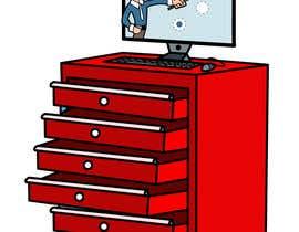 #29 for cartoon tool box  - 25/10/2020 15:01 EDT by prakash777pati