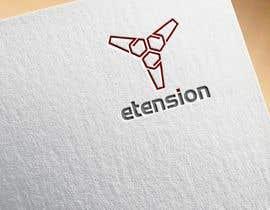 "#776 для company logo ""etension"" от CreativityforU"