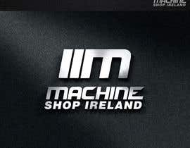 #50 para Design a Logo for Machine Shop Ireland. de legol2s
