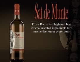 #28 for 4 wine labels for regional wine in W Romania by andrifajar