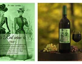 elhamvecdi tarafından 4 wine labels for regional wine in W Romania için no 30