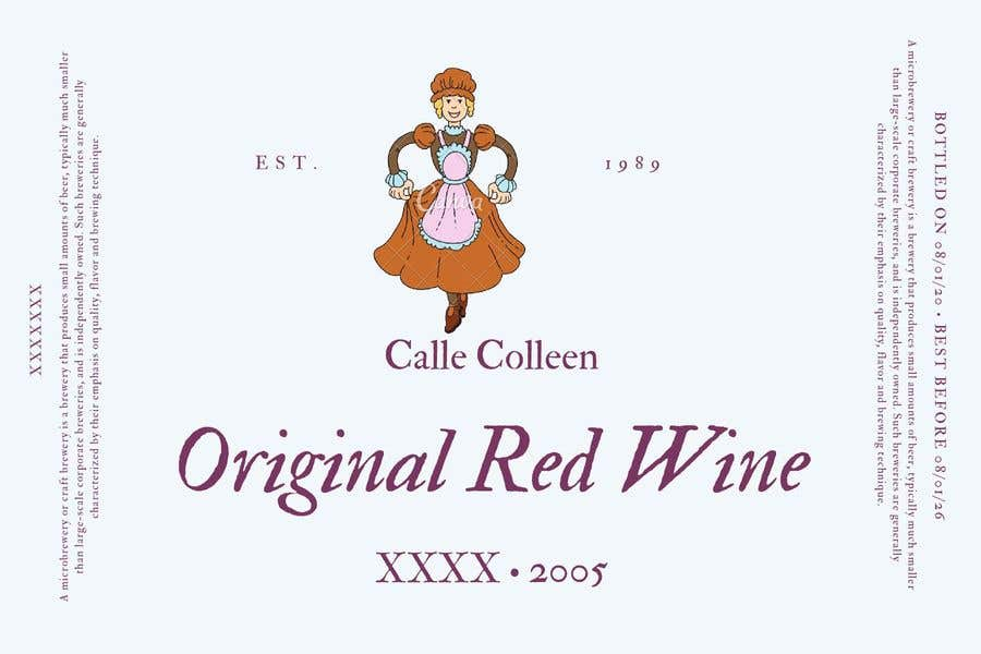 Contest Entry #                                        26                                      for                                         4 wine labels for regional wine in W Romania