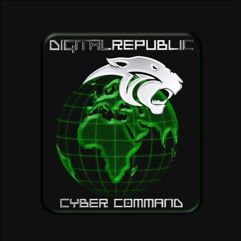 Bài tham dự cuộc thi #45 cho Logo Design for Cyber Command Portal
