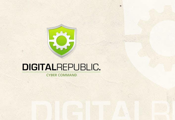 Konkurrenceindlæg #                                        1                                      for                                         Logo Design for Cyber Command Portal