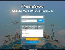 #6 za Design for travel planning site (landing page and initial interaction) od trinity0