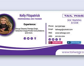 #82 for Design Email Signature by Rupa380