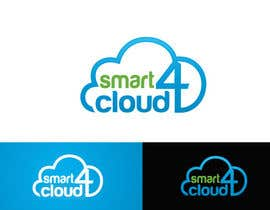 #22 para Diseñar un logotipo for smart4cloud de laniegajete
