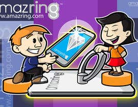 #30 for Amazring Consumer Usage Illustration! by MyPrints