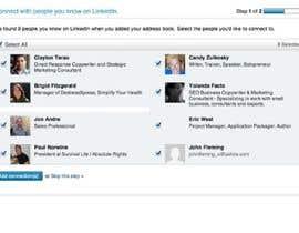 #28 para Linkedin community manager, invitar a 1,000 personas a un evento, incrementar followers. por Faithzeal