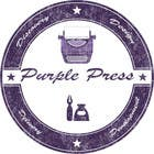 Graphic Design Entri Kontes #42 untuk Design a Logo for Purple Press