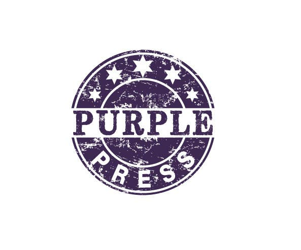 Entri Kontes #39 untukDesign a Logo for Purple Press