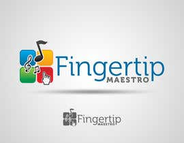 #20 for Logo Design for Fingertip Maestro af amauryguillen