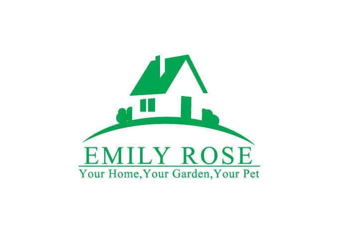 Penyertaan Peraduan #                                        50                                      untuk                                         Design a Logo for Emily Rose